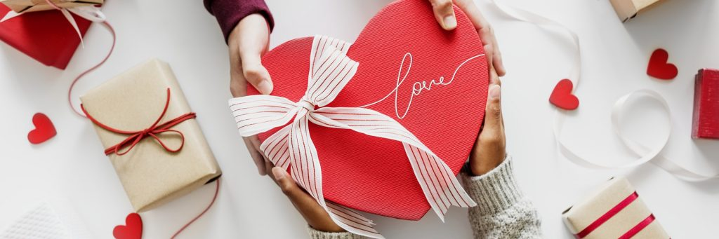 romantiske valentinsdag gaver